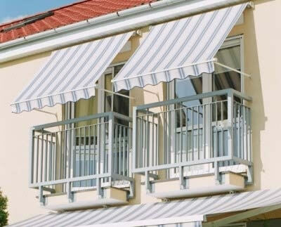 Window/balcony awning